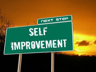 self improvement 400x300 - Self-Improvement Through ACTION