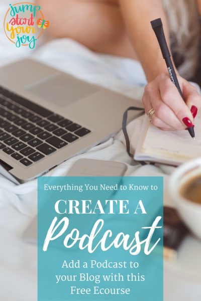 Have you Considered Creating a Podcast 400x600 - Have you Considered Creating a Podcast?