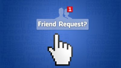 The Art of the Facebook Friend Request 400x225 - The Art of the Facebook Friend Request
